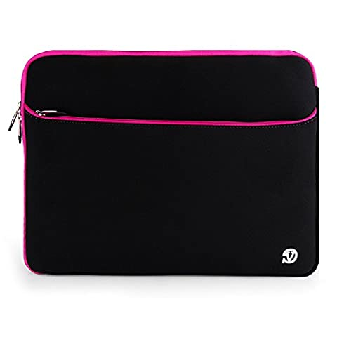 Travel Laptop Sleeve Bag Tablet Pouch Case for Asus ROG / X / Dell Alienware / Inspiron 17 / Inspiron 17 5000 / Acer Aspire / Chromebook (Laptop Sleeve Alienware 15)