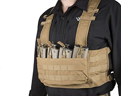 VTAC Assault Chest Rig
