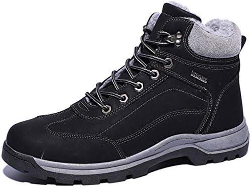 登山靴 クライミングシューズ ハイキングシューズ メンズ トレッキングシューズ キャンプ アウトドア 旅行 遠足 防滑 ハイカット 裏起毛 保温 秋冬靴