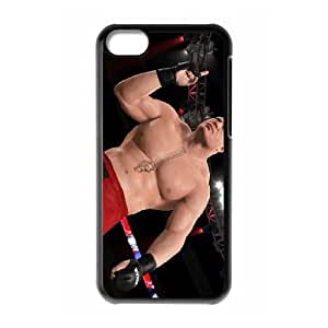 iphone5c Black WWE phone cases&Holiday Gift