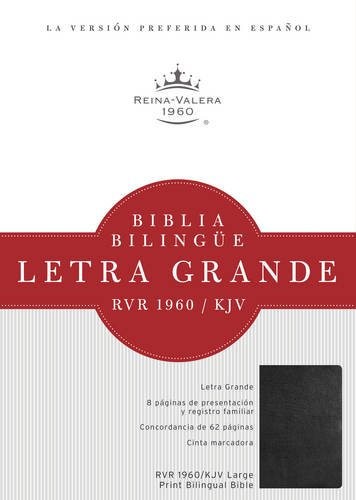 How to buy the best spanish english bible kjv leather?