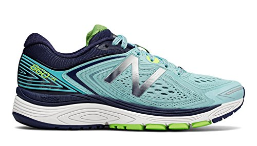 New Balance Women's W860BN8, Bright Blu, 8 B US by New Balance