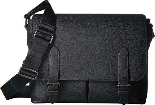 COACH Men's Metropolitan Soft Messenger Qb/Black One Size