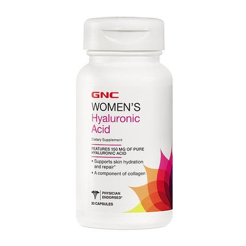 GNC Womens Hyaluronic Acid 30 caps