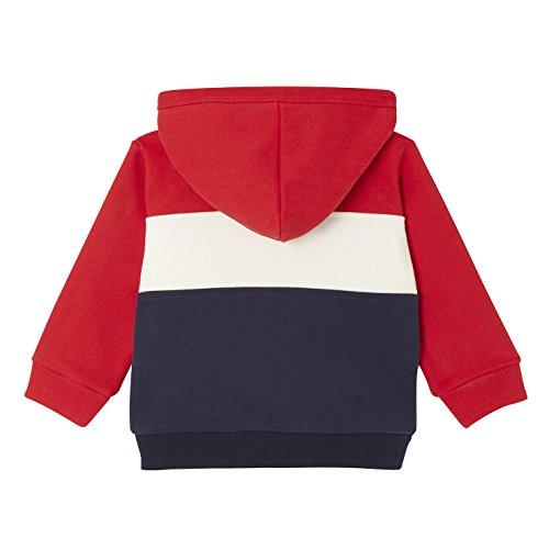 À vermilion 36 Kids shirt Levi's Rouge Garçon Bébé Sweat nbsp;capuche qt8qBw