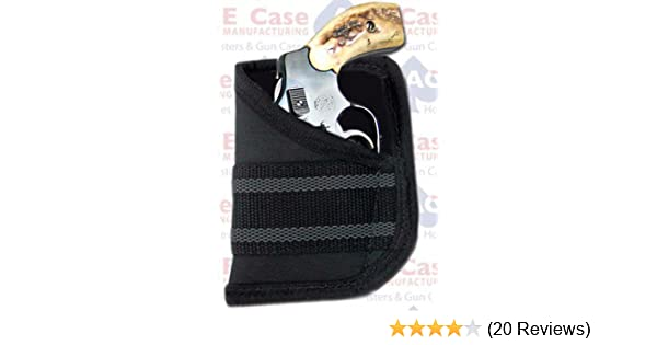 Ruger LCR with Laser Pocket Holster by Ace Case ***MADE IN U.S.A.***