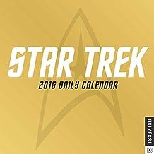 Star Trek Daily 2016 Day-to-Day Calendar