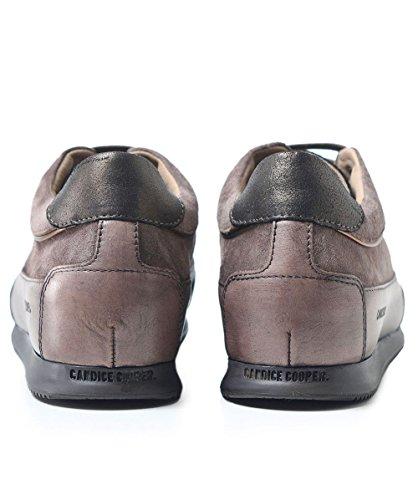 à de Chaussures Lacets pour Ville Candice Beige Cooper Femme qwCEUffxI