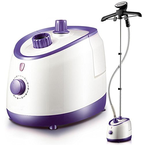 Vertical Steam Irons Clothing Steamer 1800W 1.7L 360° Swivel Hanger User-friendly Commercial & Home Garment Vertical Steamer Iron Station Suitable Suit,Costumes , 3126-211 - Stall Holder Costume