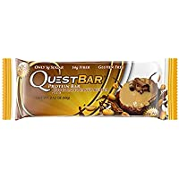 12 Pack Quest Nutrition Protein Bar, 2.1 oz (Chocolate Peanut Butter)