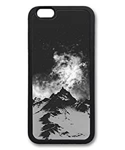 iPhone 6 Plus Case, iCustomonline Northern Lights Iphone Back Case Cover for iPhone 6 Plus (5.5 inch)