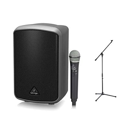 Review BEHRINGER MPA100BT All-In-One Portable