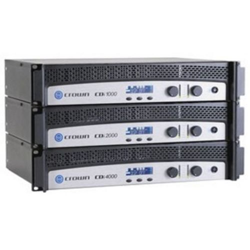 Crown CDi4000 Power Amplifier by Crown