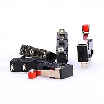 alunar 5 piezas 3d impresora Endstops Interruptor de límite ...