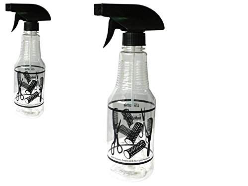 Spray Bottle with Scissor Design, 500mL , Case of 96 by DollarItemDirect