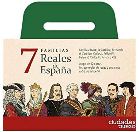 CIUDADES EN JUEGO 3 Barajas DIDÁCTICAS Historia DE ESPAÑA: Amazon.es: Juguetes y juegos