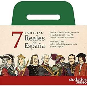 CIUDADES EN JUEGO 3 Barajas DIDÁCTICAS Historia DE ESPAÑA: Amazon ...