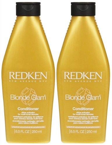 redken blonde glam conditioner - 4