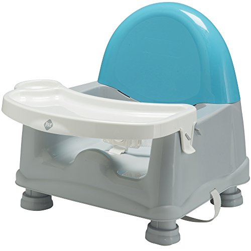 Safety 1st BO048CWVAAA Easy Care Swing Tray Feeding Booster, Lakeside