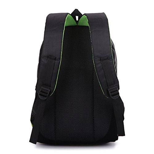 Leisure Backpack Business Multi Laidaye purpose Green Shoulders Travel xPqtUwzEI
