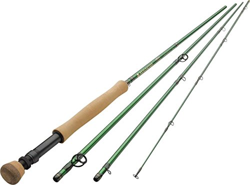 Redington Fly Fishing Rod 990-4 Vice Rod W/Tube 9WT 9-Foot 4pc