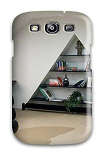 Premium Durable Interior Design Fashion Tpu Galaxy S3 Protective Case Cover