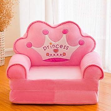 sillón infantil Silla plegable para niños Pequeño sofá de ...