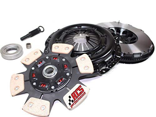 ACS Stage 3 Clutch Kit+Racing Flywheel For 03-06 Nissan 350z / Infiniti G35 3.5l VQ35DE