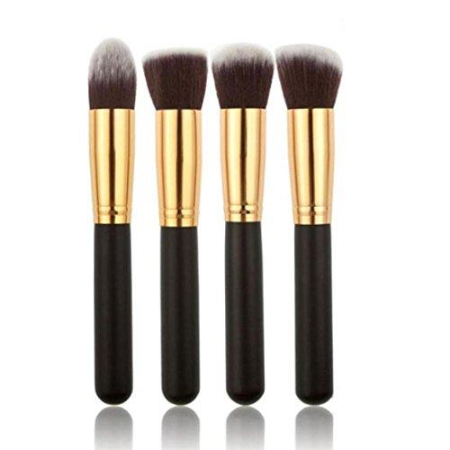nomeni-4-pcs-black-synthetic-kabuki-flat-foundation-brush-single-makeup-cosmetic-brush
