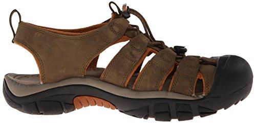 Keen Newport Herren Sandale Schuhe beech glazed ginger