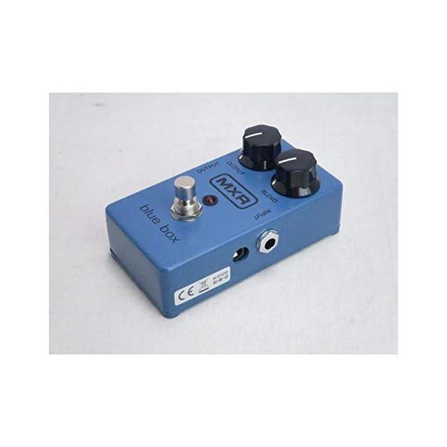 エフェクター画像 MXR M103 Blue Box™ Octave Fuzz