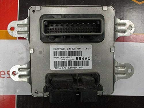 REUSED PARTS 04 Durango Chassis BCM Body Control Module 56049101AJ 56038664AQ