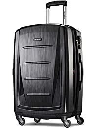 "Winfield 2 Hardside 24"" Luggage, Brushed Anthracite"