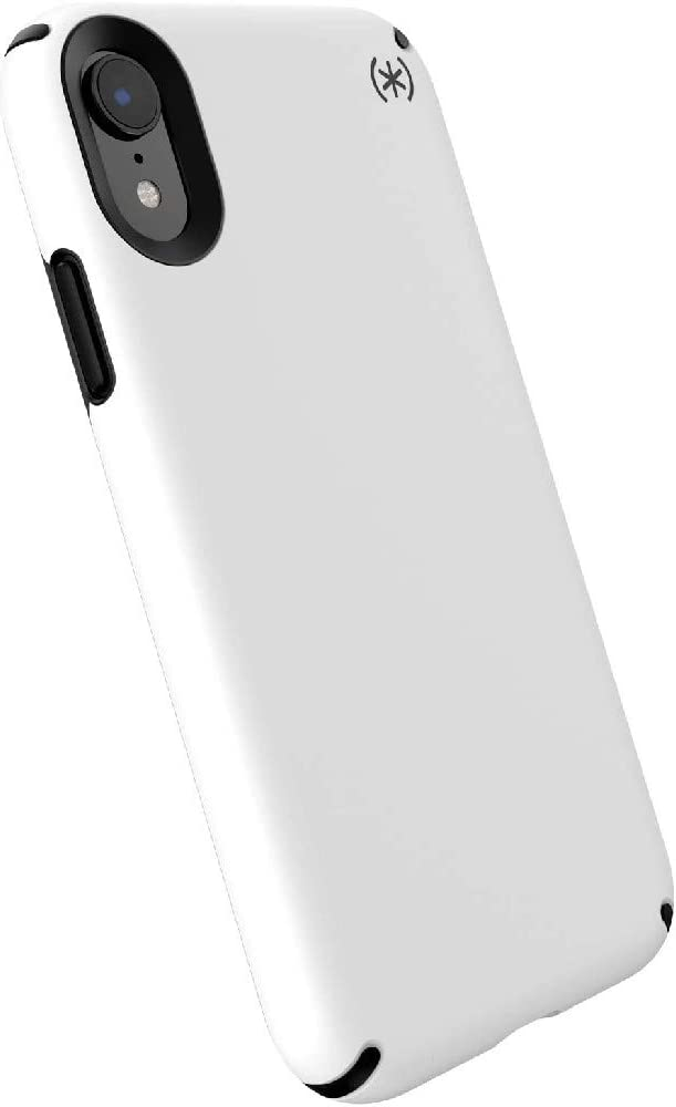 Speck Products, iPhone XR Case, Presidio PRO, White/Black