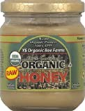 Y.S. Organic Bee Farms Honey, Og, 8-Ounce (Pack of 6)