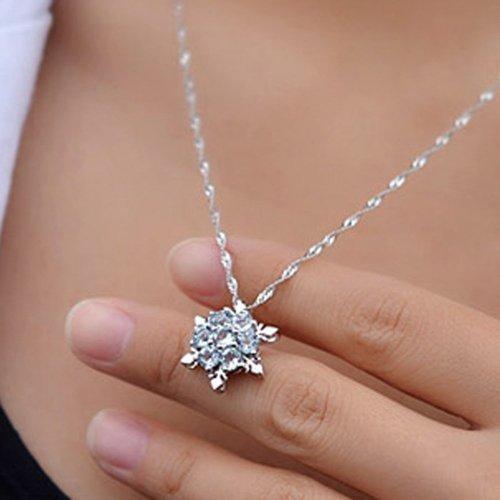 Women Girls Jewelry Elsa Frozen ...