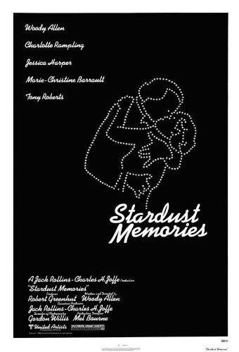 Amazon.com: Stardust Memories Póster B 27 x 40 Woody Allen ...