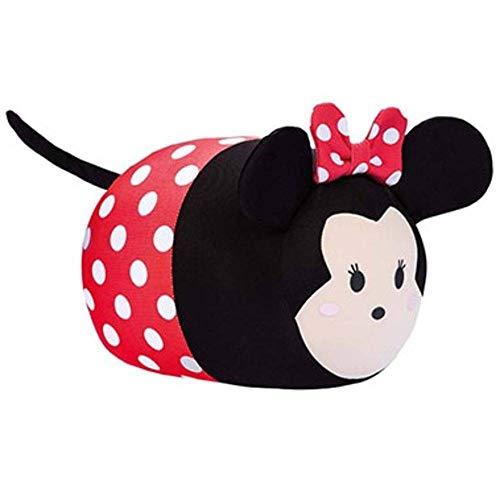 Almofada Rolinho Personagem Minnie Disney Tsum Tsum 5718 - Fom Floc