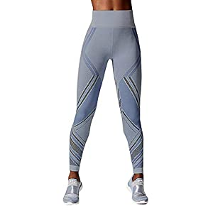 Goosuny Women's High Waist Compression Leggings Stretchy Tummy Control Butt Lift Active Fitness Hollow Out Yoga Pants…