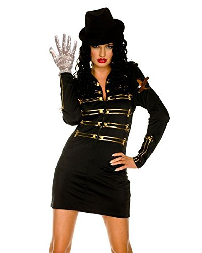 The Gloved One Victory Outfit Adult Costume - X-Large -