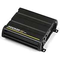 Kicker 12CX300.1 Sub Amplifier CX300.1 Mono Amp 300W (Certified Refurbished)