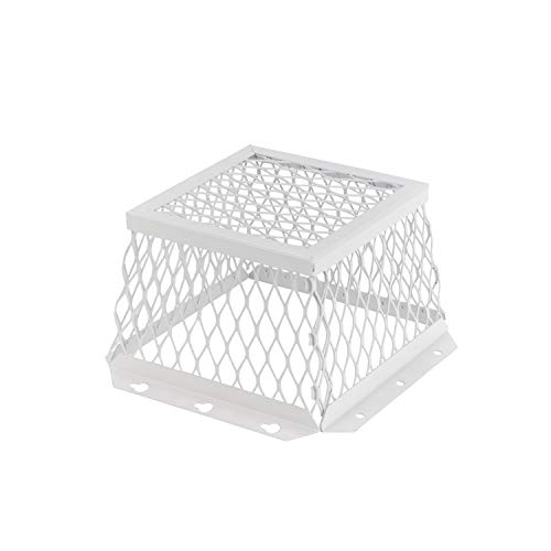 (HY-C RVG-DVG Stainless Steel Dryer/Bathroom Ventguard, 7