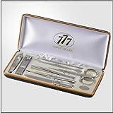 777 THREE SEVEN Manicure Set (8 pcs) TS-636C, Nail
