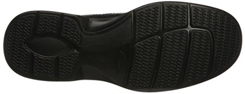 Step Negro Hombre para Escalade Black Leather Clarks Mocasines 5BHxgwcnn