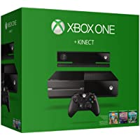 Microsoft Xbox One with Kinect + 3 Games Bundle