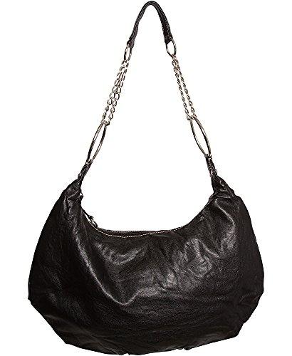 Chained Shoulder For by Handbag Handbags Evening women Hobo Black All Large handbag BwxnqZ5R6