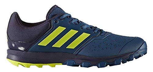 adidas Performance Mens FlexCloud Hockey Trainers - Navy - 12.5