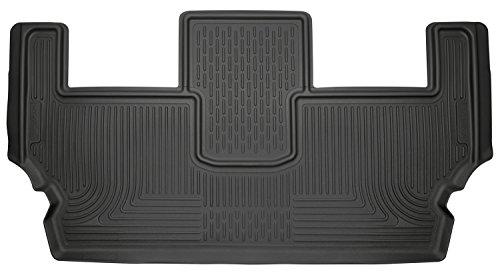 Husky Liners 14021 Black 3rd Seat Floor Liner Fits 17-17 Pacifica ()