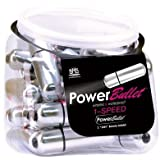 Gift Set Of Power Bullet Silver 30Pc Bowl And one package of Trojan Fire and ...