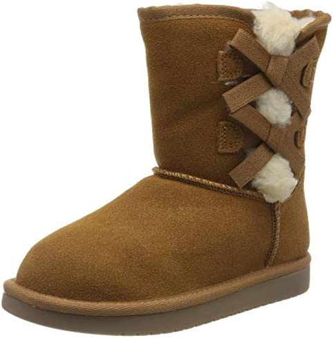 Koolaburra by way of UGG Unisex-Child Victoria Short Fashion Boot